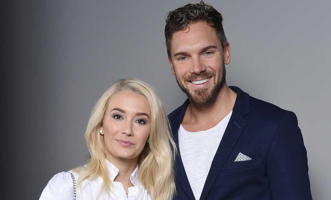 Ellen Bergström och Niclas Lij.