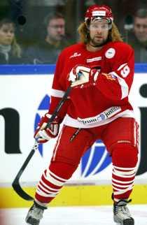 Danske landslagsspelaren Kim Staal är klar för Malmö Redhawks.