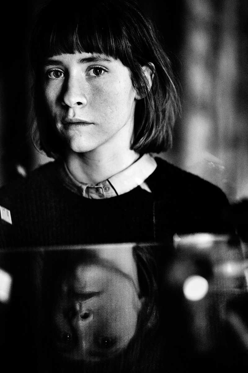 Amalie Smith. Foto: Laerke Posselt.