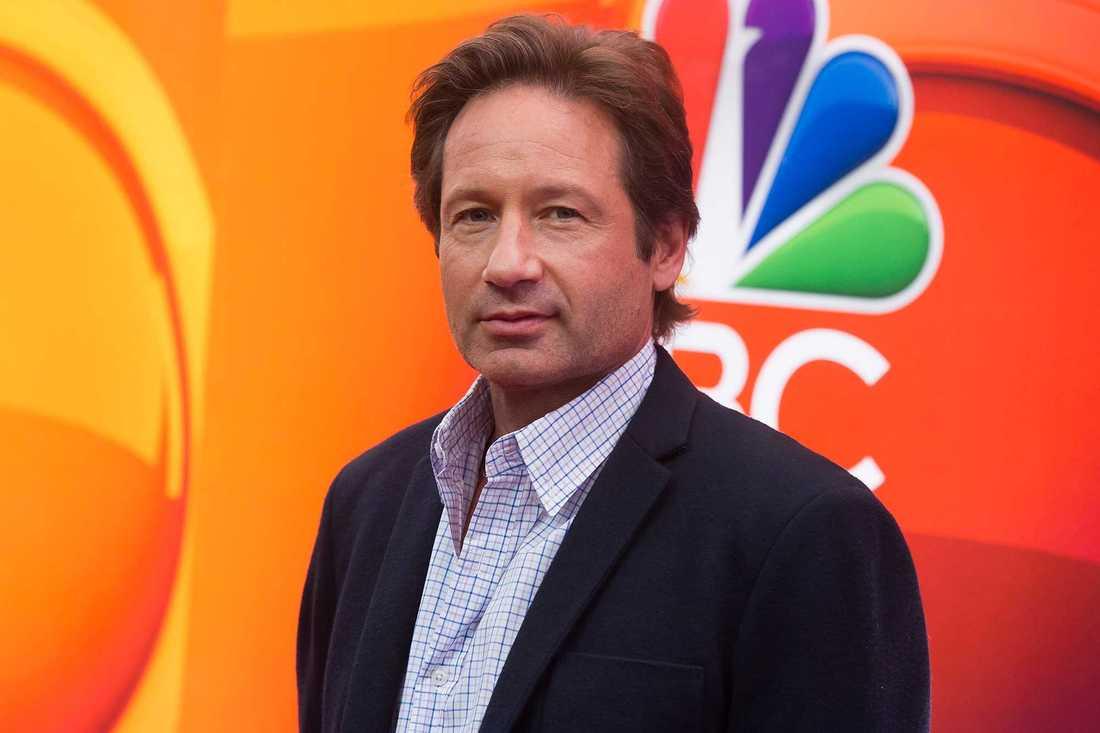 """David Duchovny är Fox Mulder i """"Arkiv X""""."""