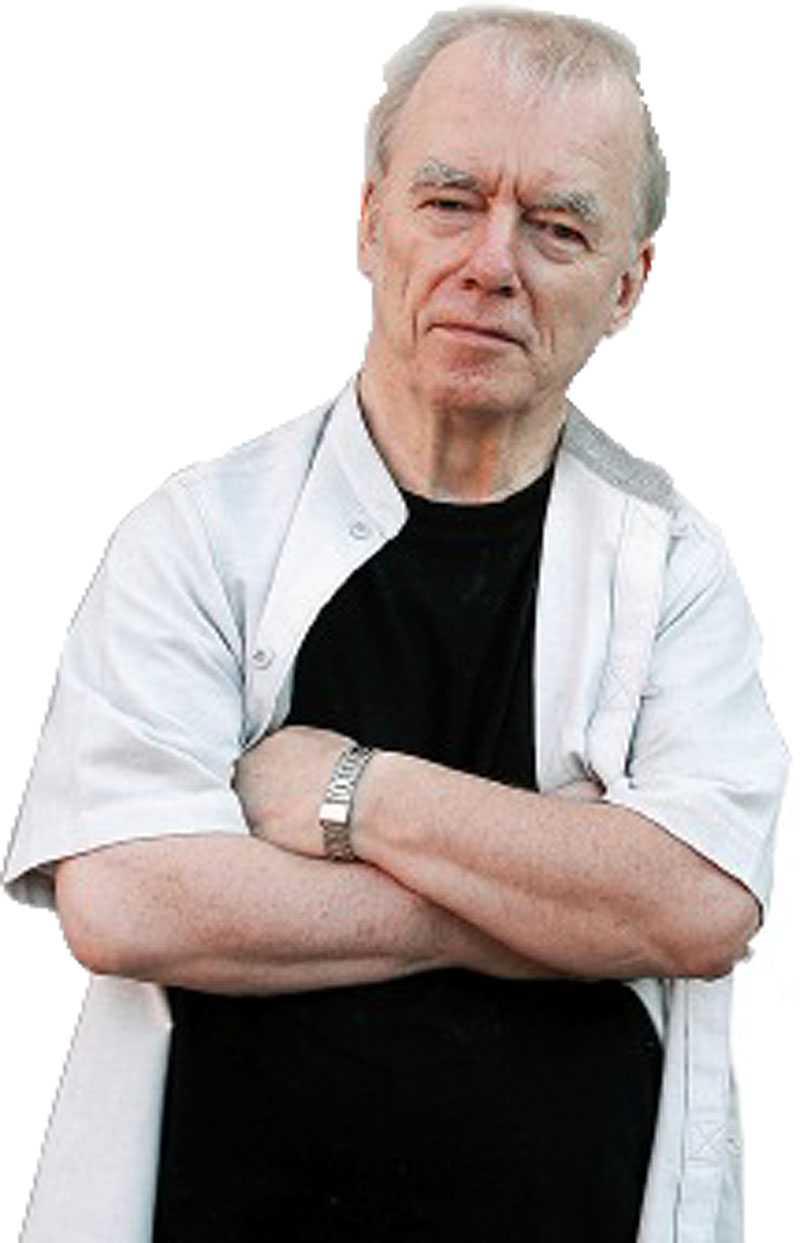 Bo Gunnarsson.