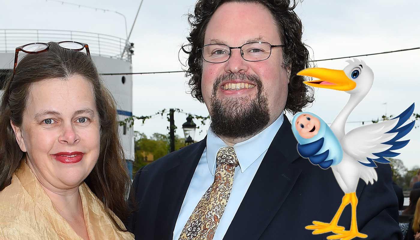 Edward Blom har fått en dotter | Aftonbladet