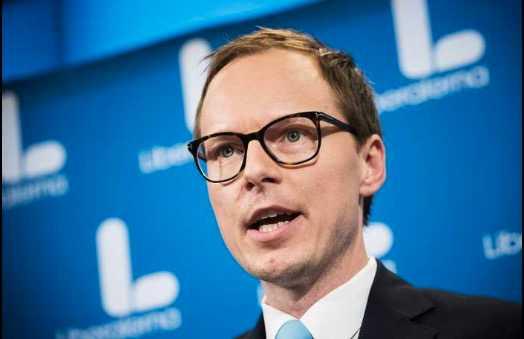 Mats Persson återvänder som ekonomisk talesperson.