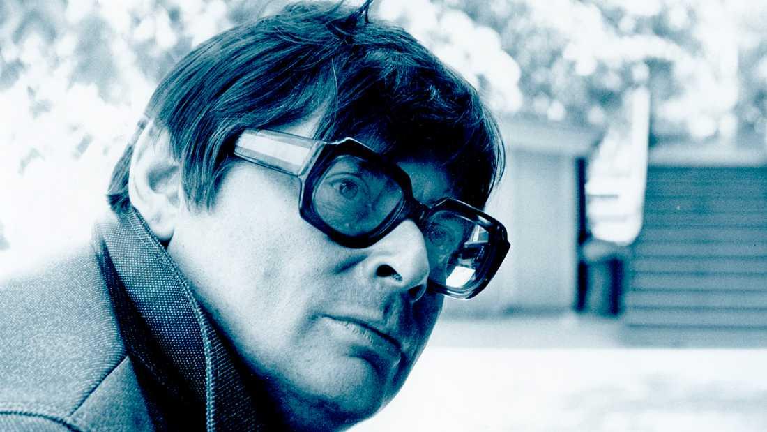 Författaren och pionjären Bengt Martin (1933–2010).