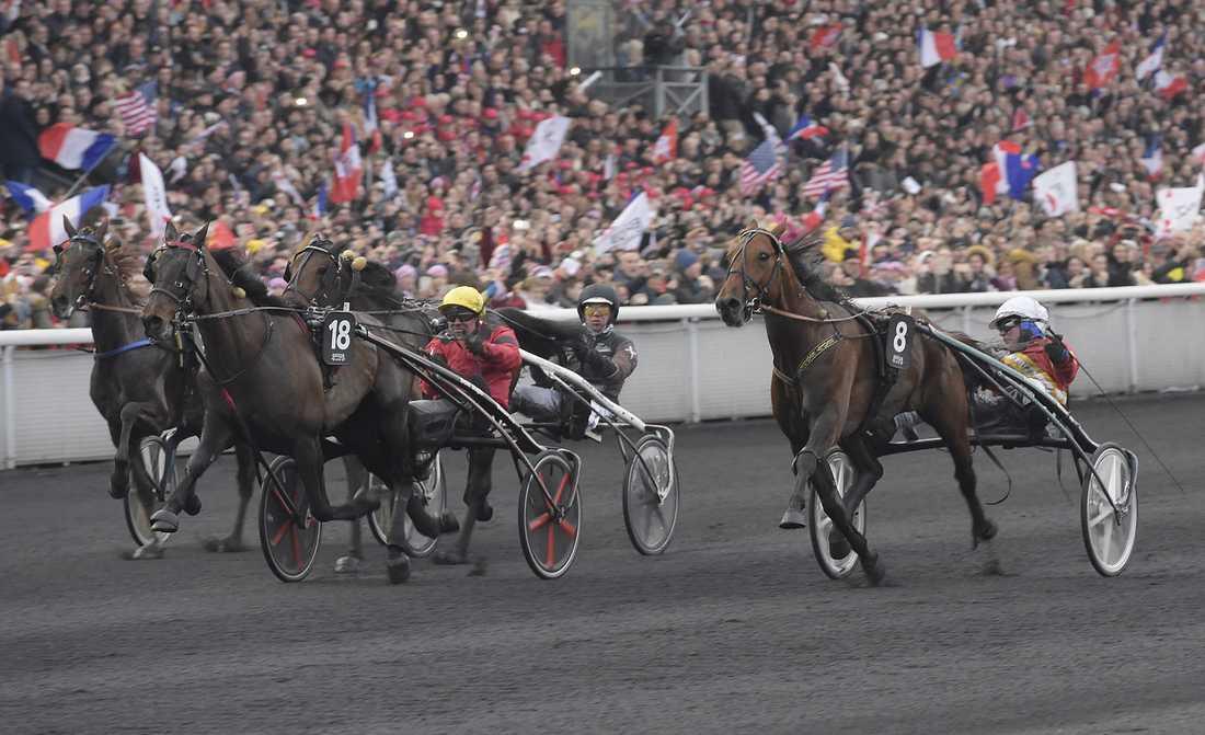 Readly Express vinner Prix d´Amérique