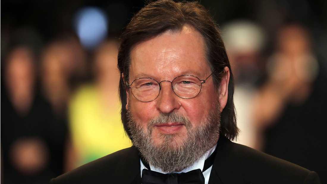 Lars von Trier på årets filmfestival i Cannes.