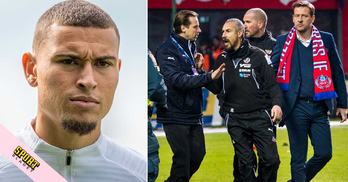 "Jordan Larsson om sin pappa Henrik: ""Han har varit lite rastlös"""