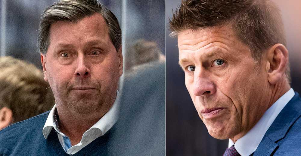 Thomas Johansson och Ulf Samuelsson.