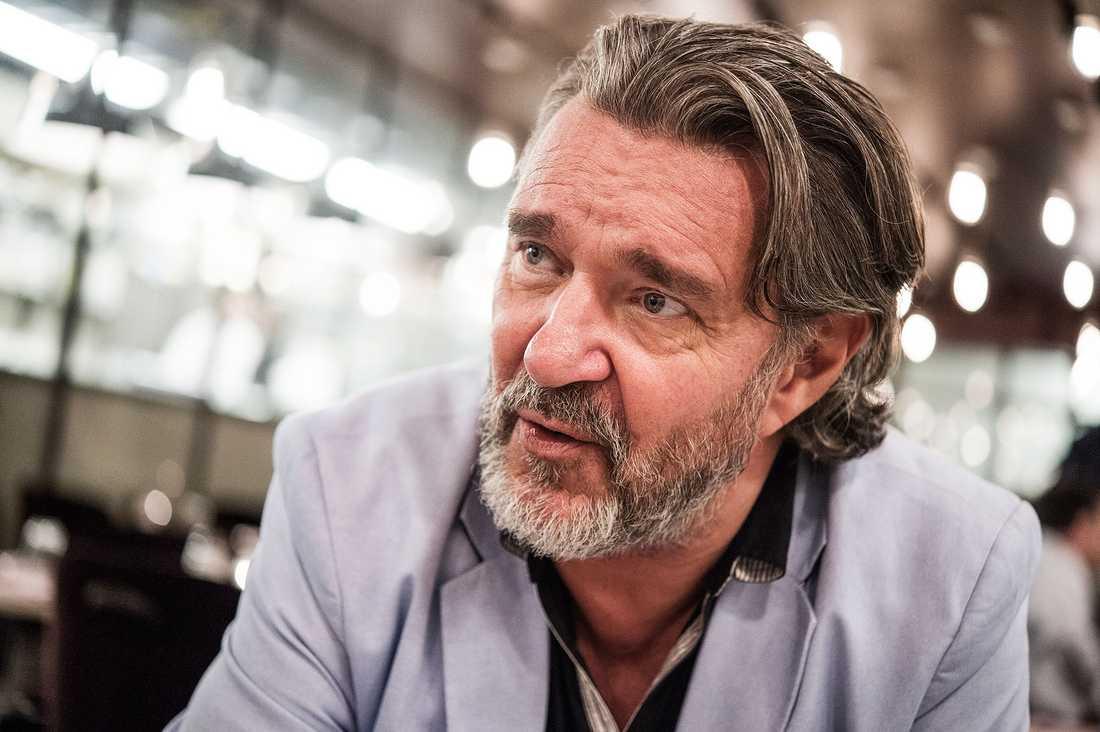 Kjell Bergqvist.
