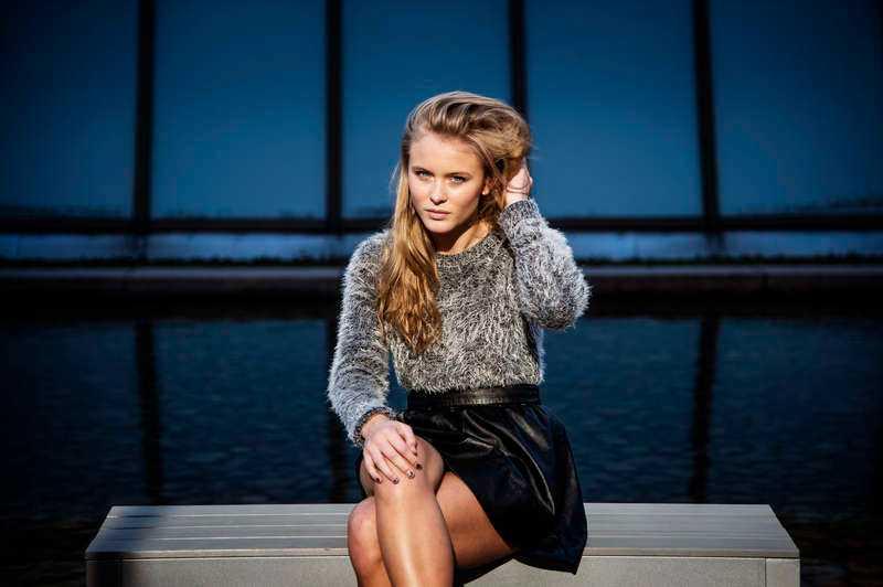 Zara Larsson fick dödshot efter Talang som tioåring