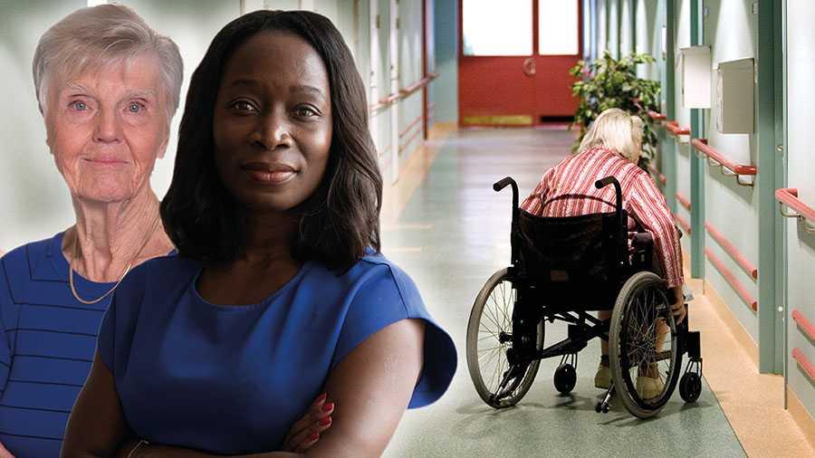 Sverige behöver en nationell åtgärdsplan för att stärka kvaliteten inom äldreomsorgen. Vi förslår en strategi mot ofrivillig ensamhet, eget hemtjänstteam för de boende och språkkrav för personalen, skriver Nyamko Sabuni och Barbro Westerholm.