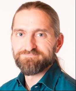 Erik Engström, klimatolog på SMHI.