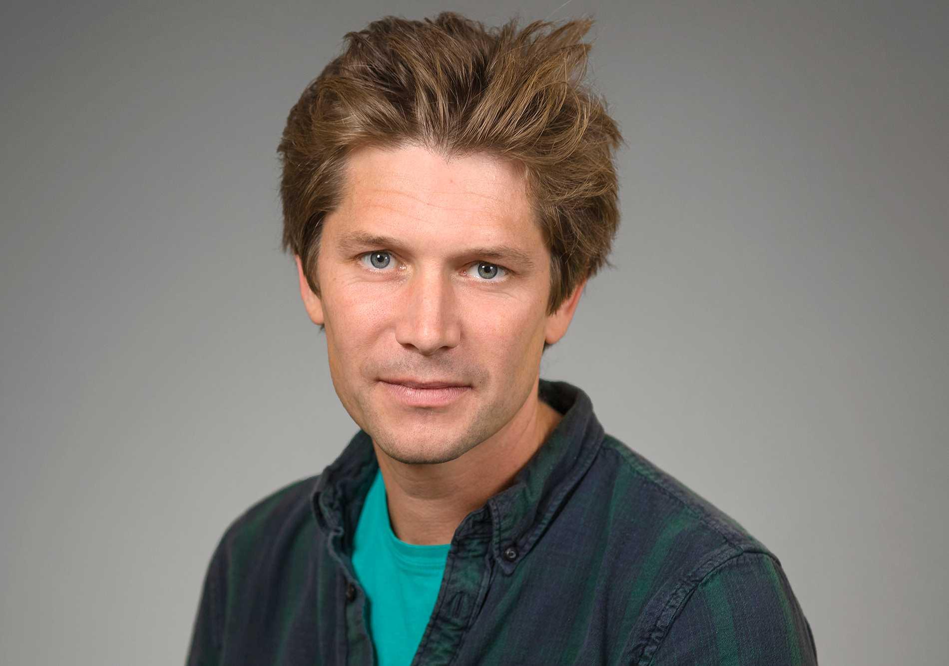 Joacim Rocklöv, professor i epidemiologi på Umeå universitet.