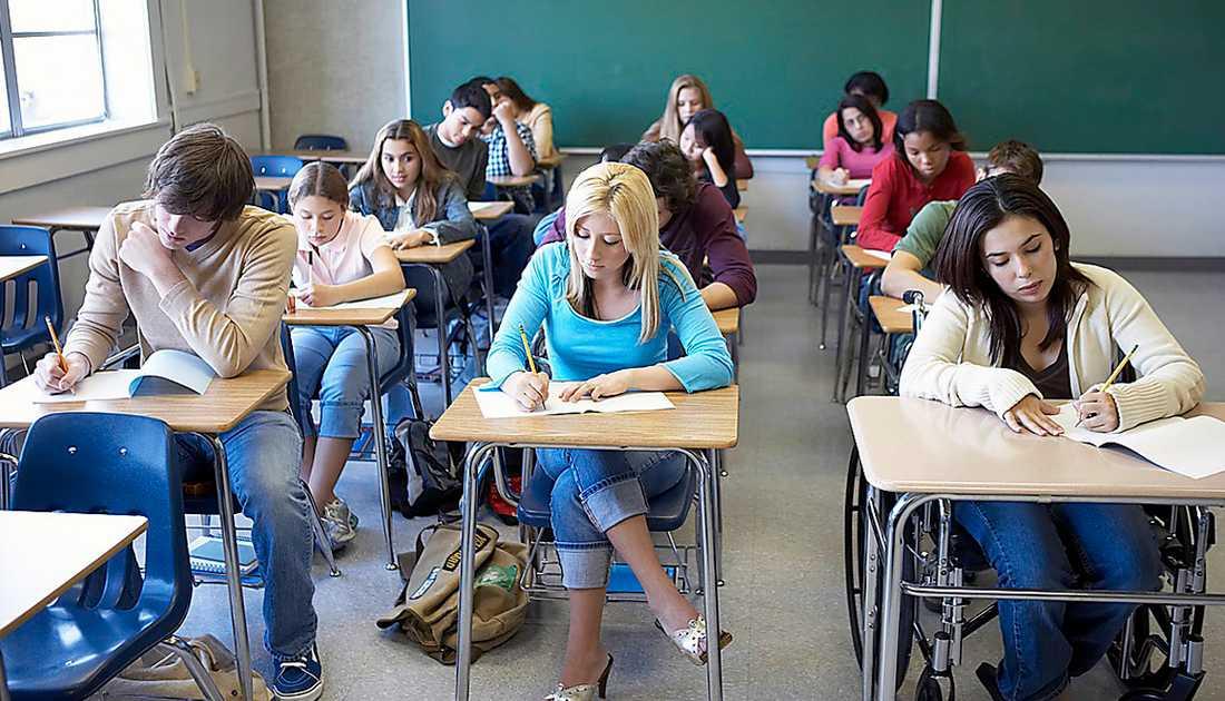 MÅSTE BLI BÄST Det kan låta pompöst, men Sverige måste bli bäst i klassen igen, både vad gäller elevers resultat och jämlikhet, skriver ledarskribenten.