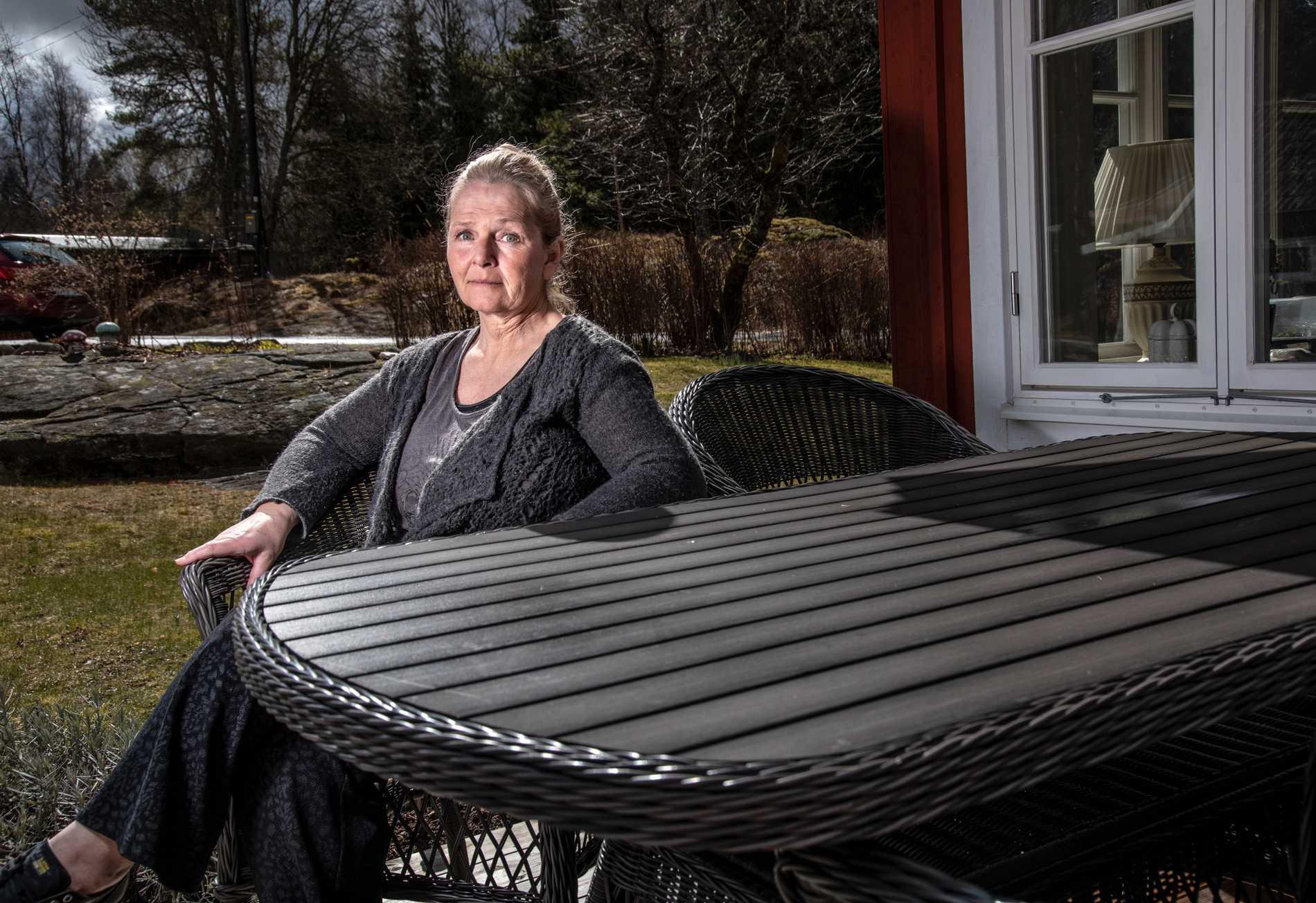 """""""Jag har många år kvar att jobba och vill absolut inte sluta vid 62""""' säger Eva som inte vill pensionera sig ännu."""