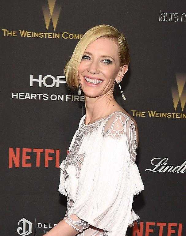 "Cate Blanchett i ""Carol""."