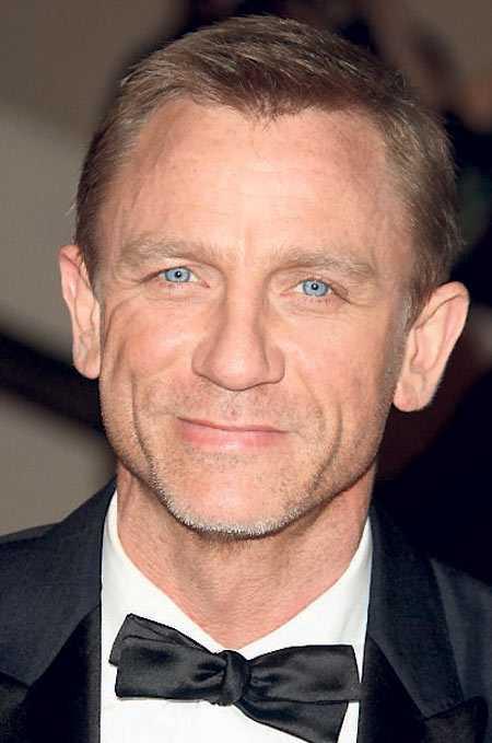 NYE BLOMKVIST Daniel Craig kommer att spela Mikael Blomkvist.
