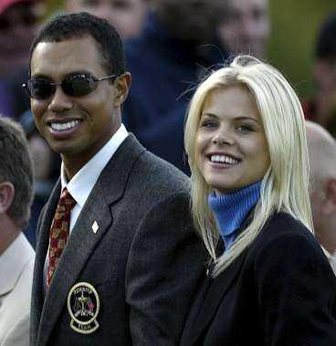 Svenska Elin Nordegren gjorde ett kap när hon blev ihop med världens bästa golfspelare Tiger Woods. Woods har spelat till sig miljarder i vinst- och sponsorpengar. Inte ser han så tokig ut heller.