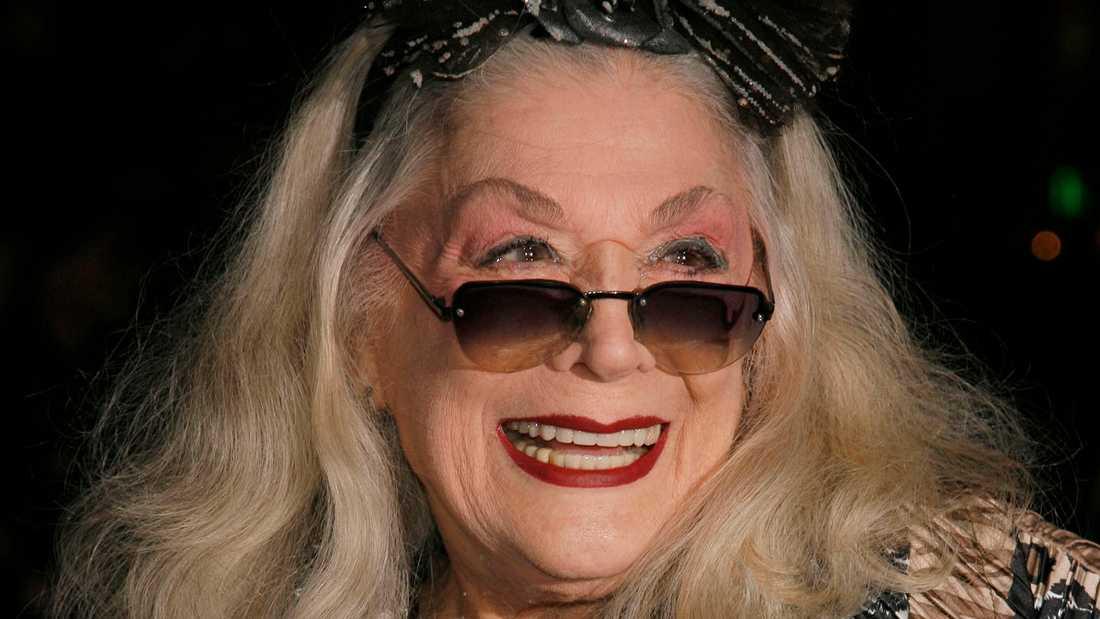 Sylvia Miles 2006.