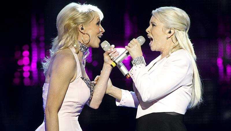 tar sig till globen? Det råder delade meningar om Lili & Susies storhet i Melodifestivalen. En del spelbolag tror att de har en given plats i finalen, medan andra inte tror på dem alls.