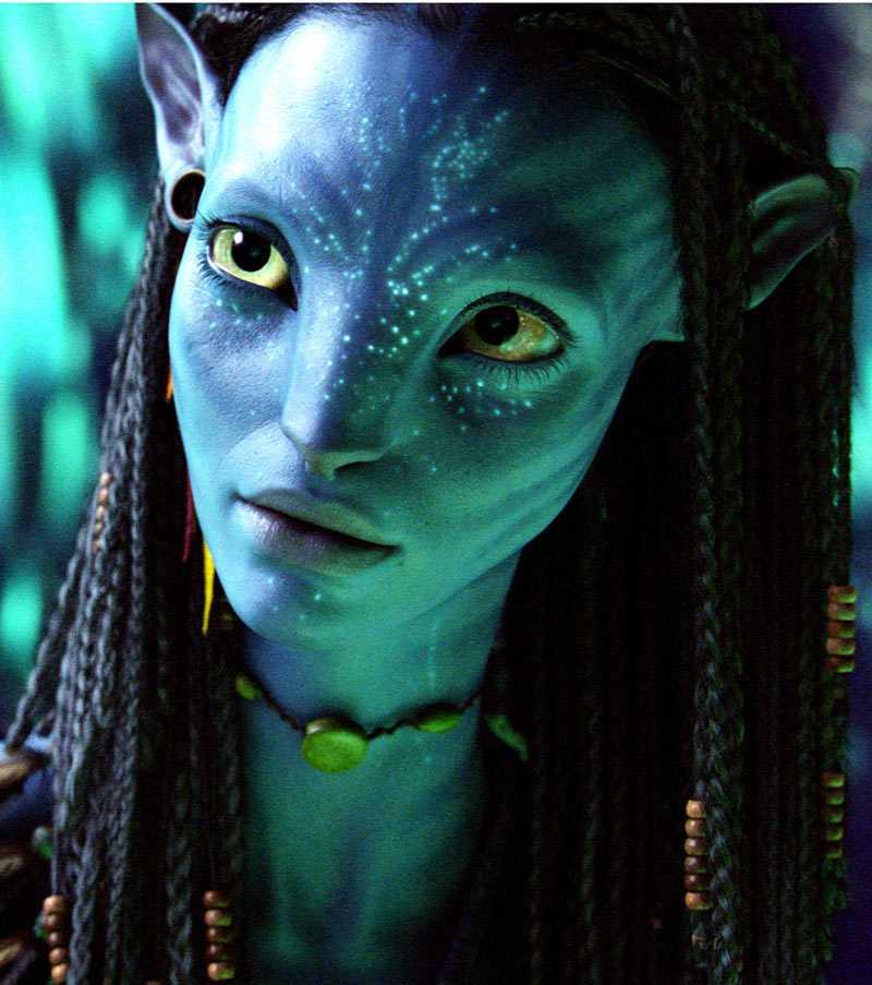 """Filmen """"Avatar"""" kan snart bli bok."""