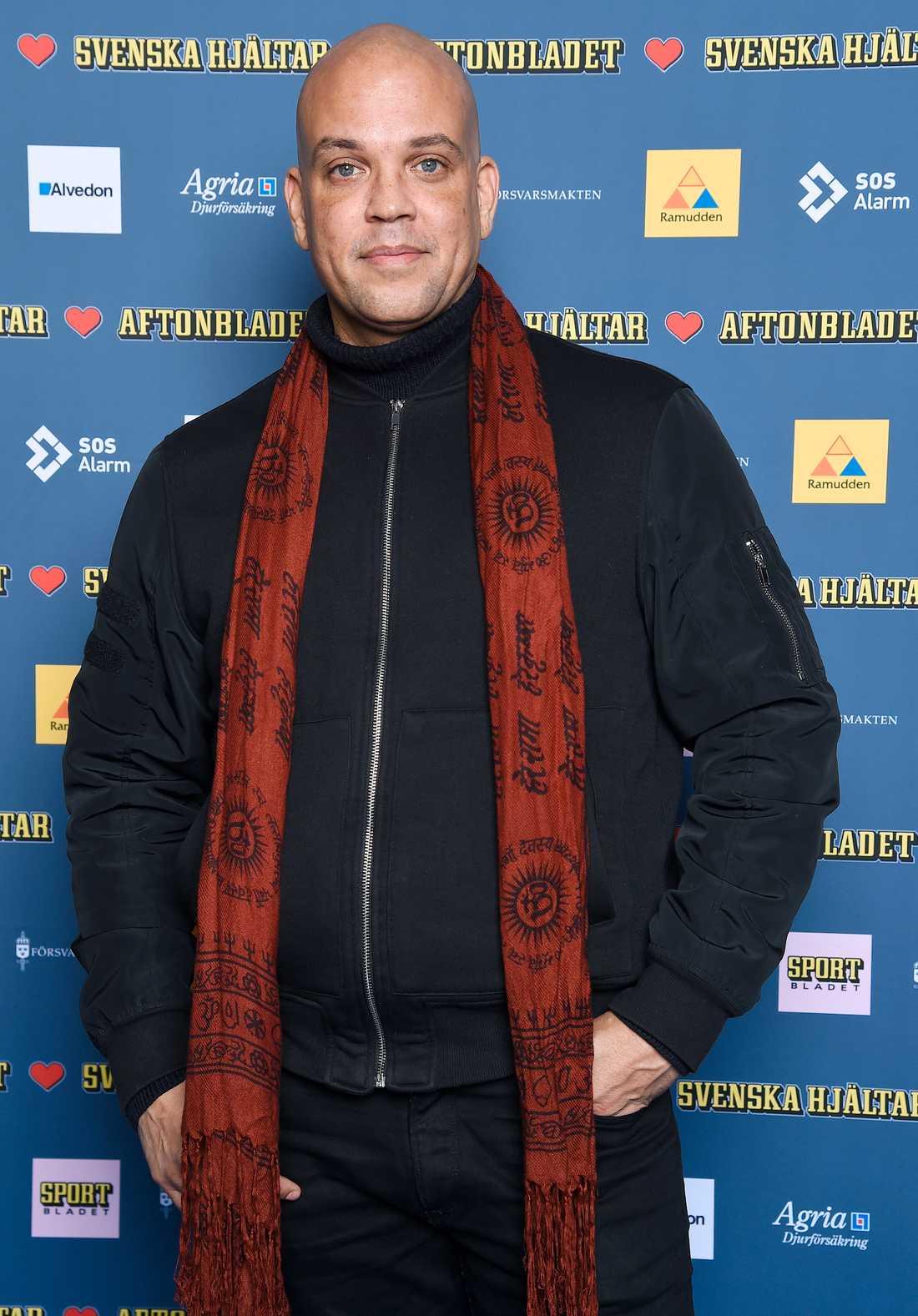 Quincy III Jones är med i Svenska Hjältars jury.
