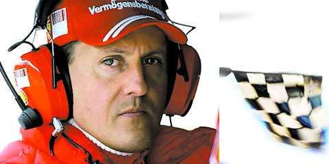 Michael Schumacher ska ta Ferrari mot nya stordåd.