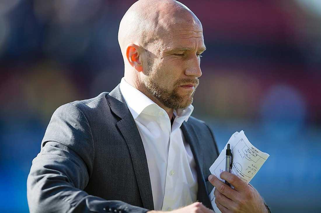Henrik Rydström blir huvudtränare –men för U19-laget.