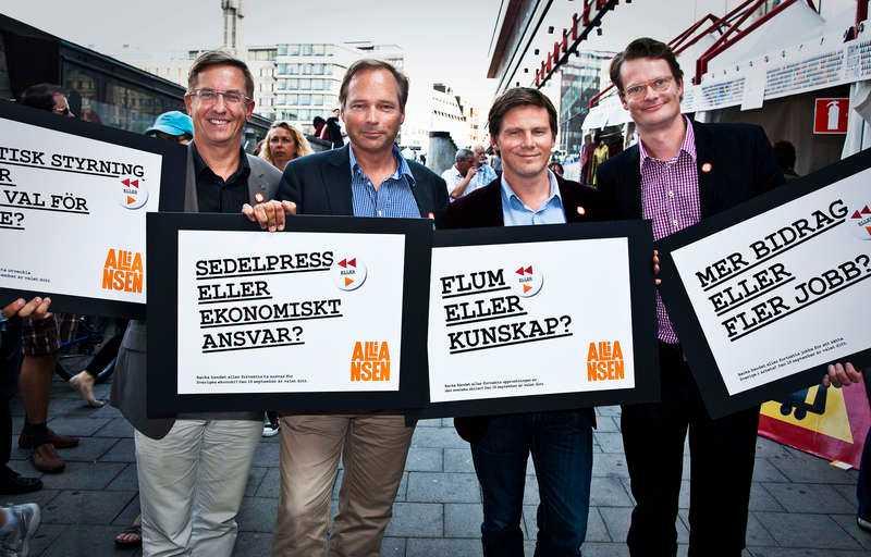 INTE BARA VALFLÄSK Svenska partier är duktiga på att hålla sina löften - frågan är bara vad konsekvenserna blir.