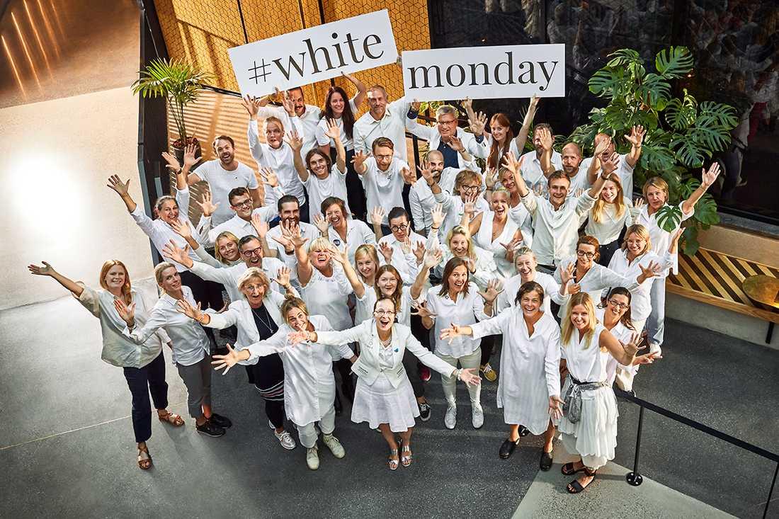 I dag firas White Monday över världen.
