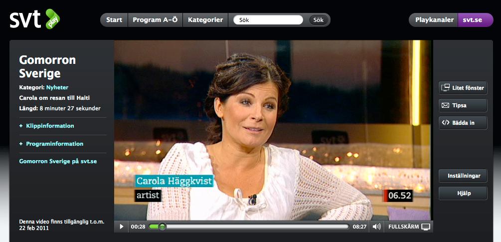 Upprörd Carola Häggkvist tycker att uppståndelsen kring hennes parfymflaska har varit bortom rim och reson.