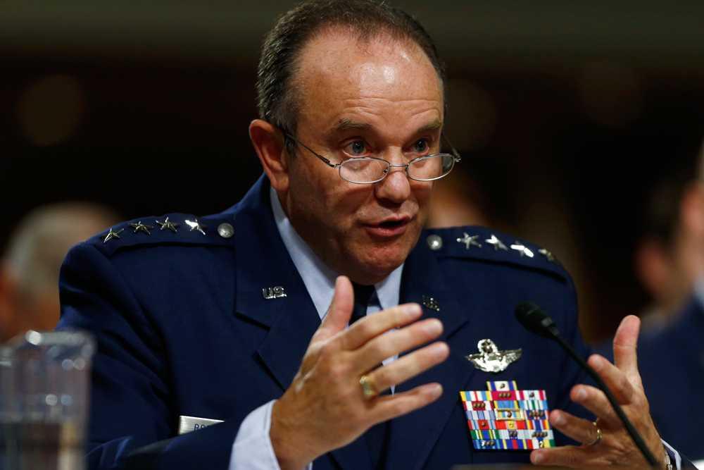Philip Breedlove, Natos högste militära chef