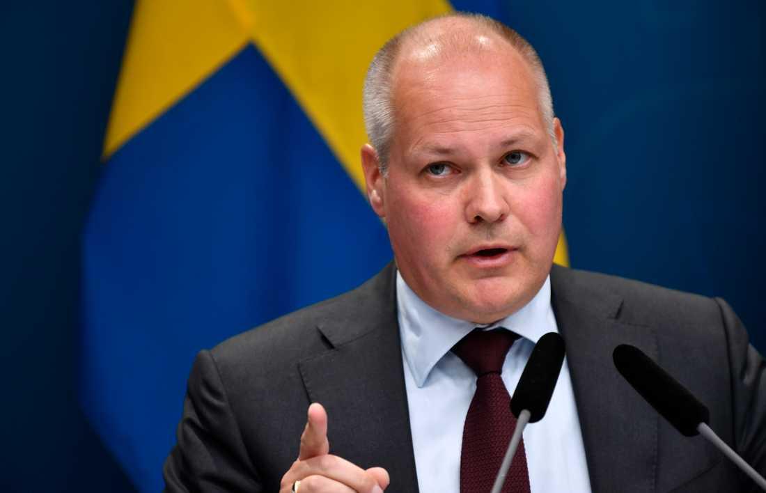 Morgan Johansson borde inte vara nöjd med att Sverige har den högsta narkotikadödligheten i EU.
