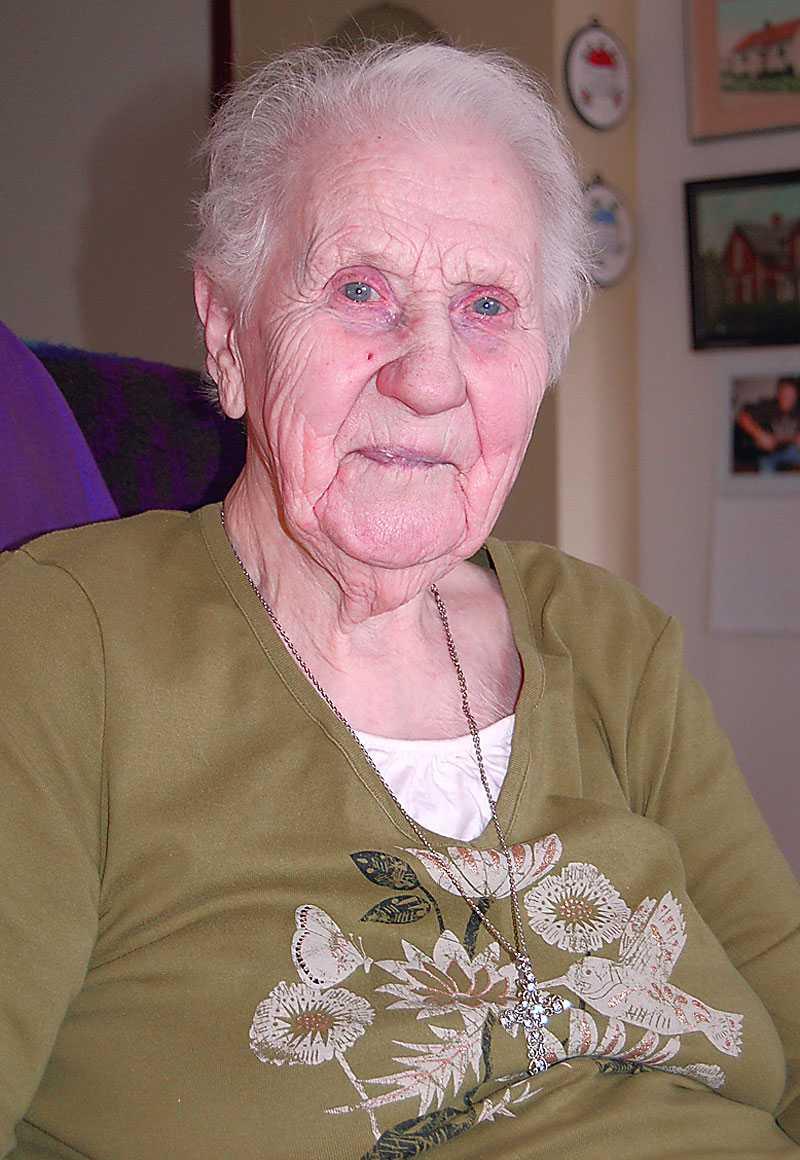 Gunhild Lind.