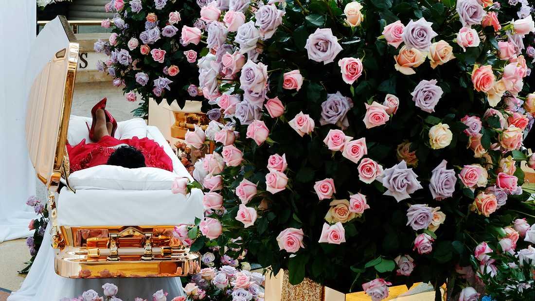 På tisdag och onsdag kan fans ta farväl av Aretha Franklin på ett museum i Detroit.
