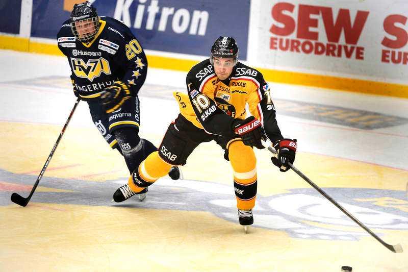 Johan Fransson och hans Luleå besegrade serieledaren