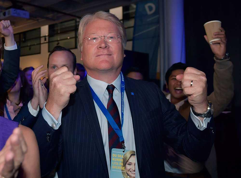 KD:s andre vice ordförande Lars Adaktusson.