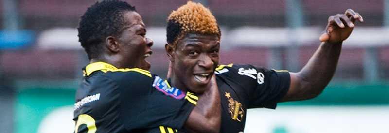 Radarparet såldes –och AIK går nu ut med att de tjänat 33 miljoner kronor på Bangura x 2.