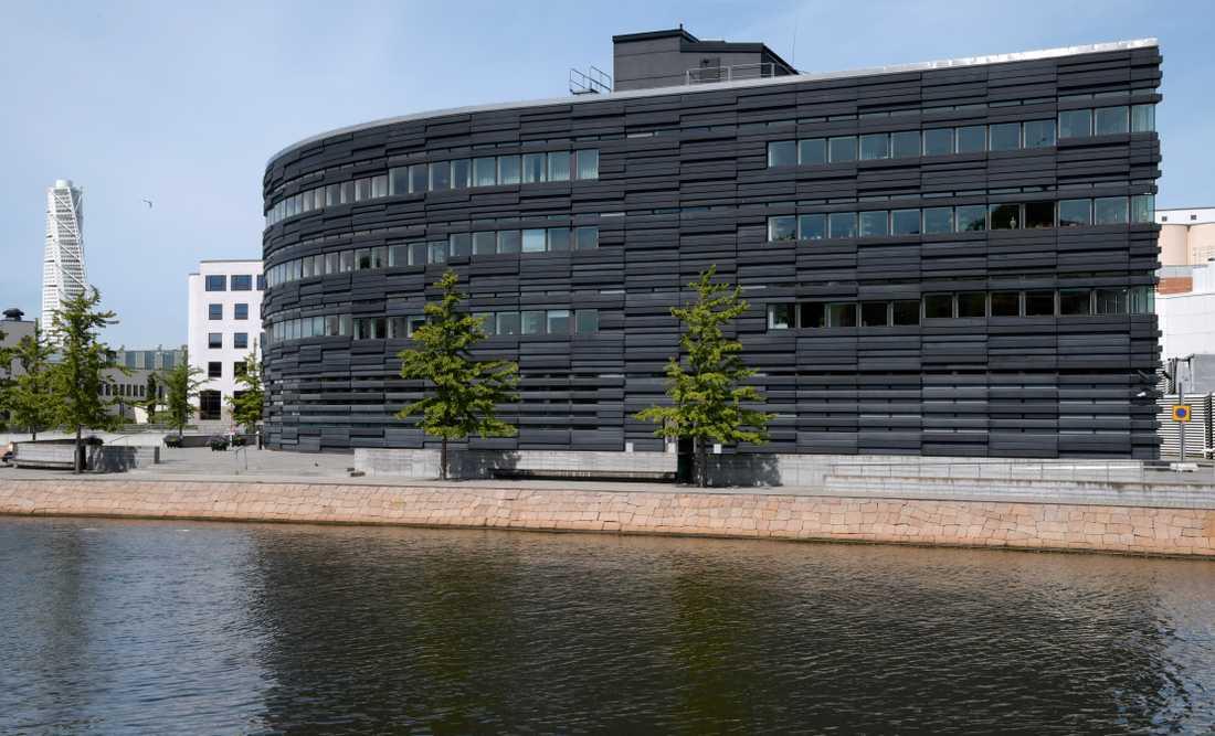 Hovrätten över Skåne och Blekinge i Malmö.