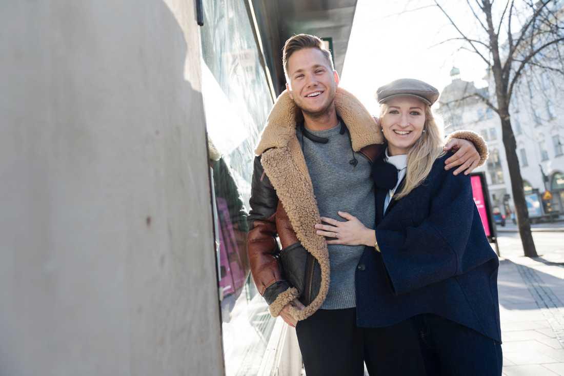 Viktor Frisk och Rosanna Thun, vice vd på agenturen Tourn, är experter på marknadsföring via sociala medier.