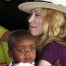 Är Madonna en tillräckligt bra mamma?