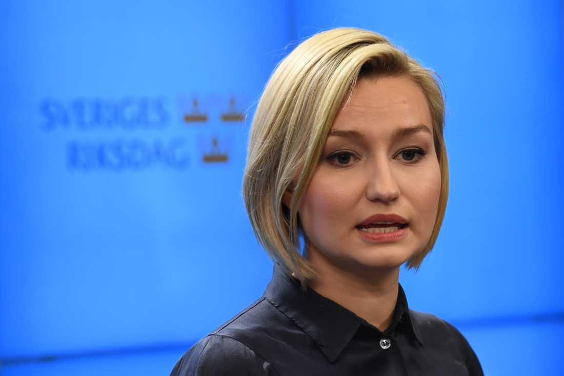 Ebba Busch Thor, Kristdemokraterna