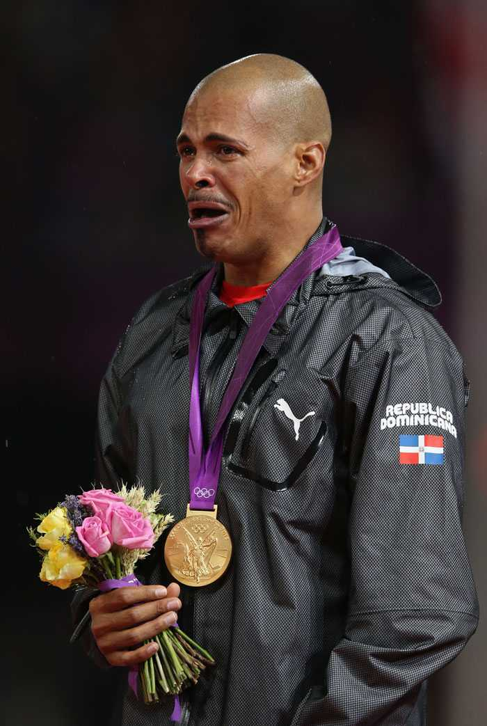 Mot alla odds hade han tagit nytt OS-guld.