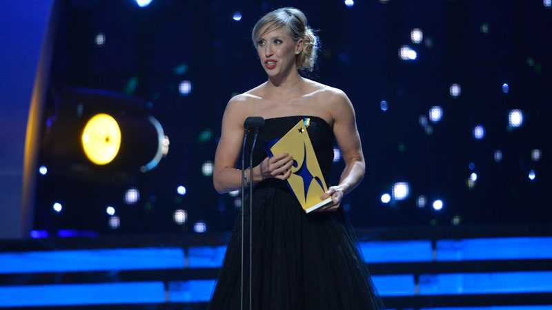 Nordén tog storslam och vann dessutom pris för Årets prestation.