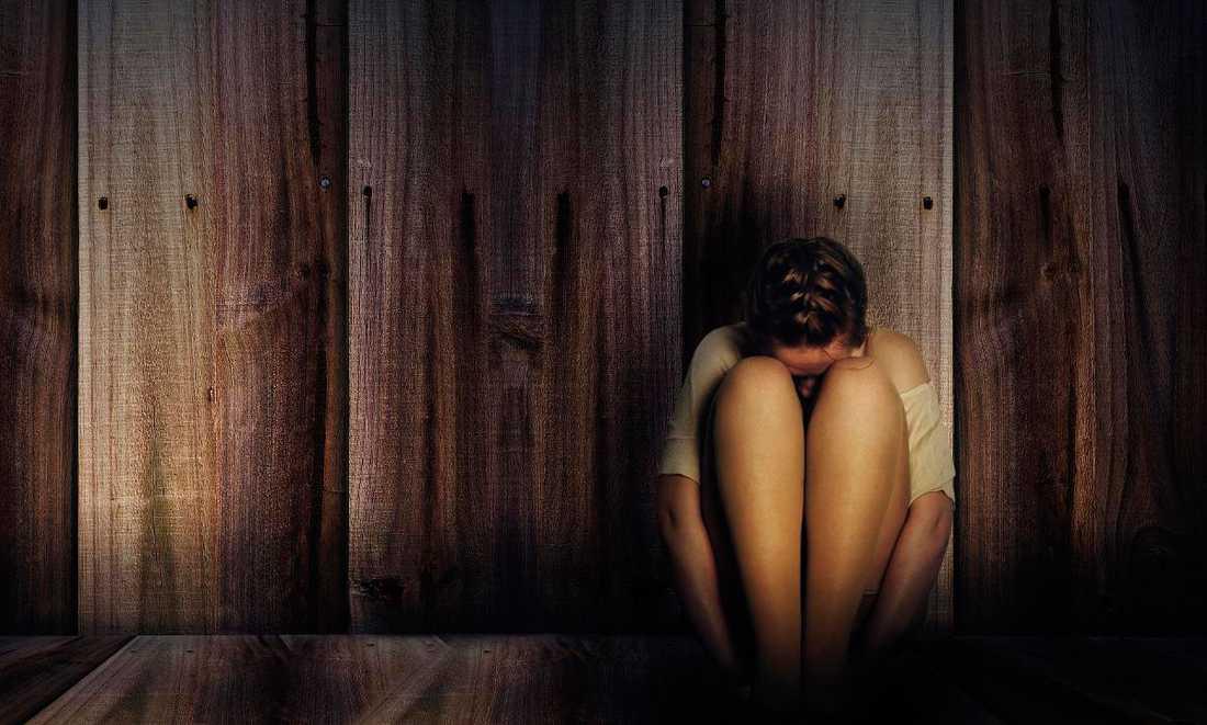 Bris tar emot två samtal om dagen från barn som handlar om sexuella övergrepp.
