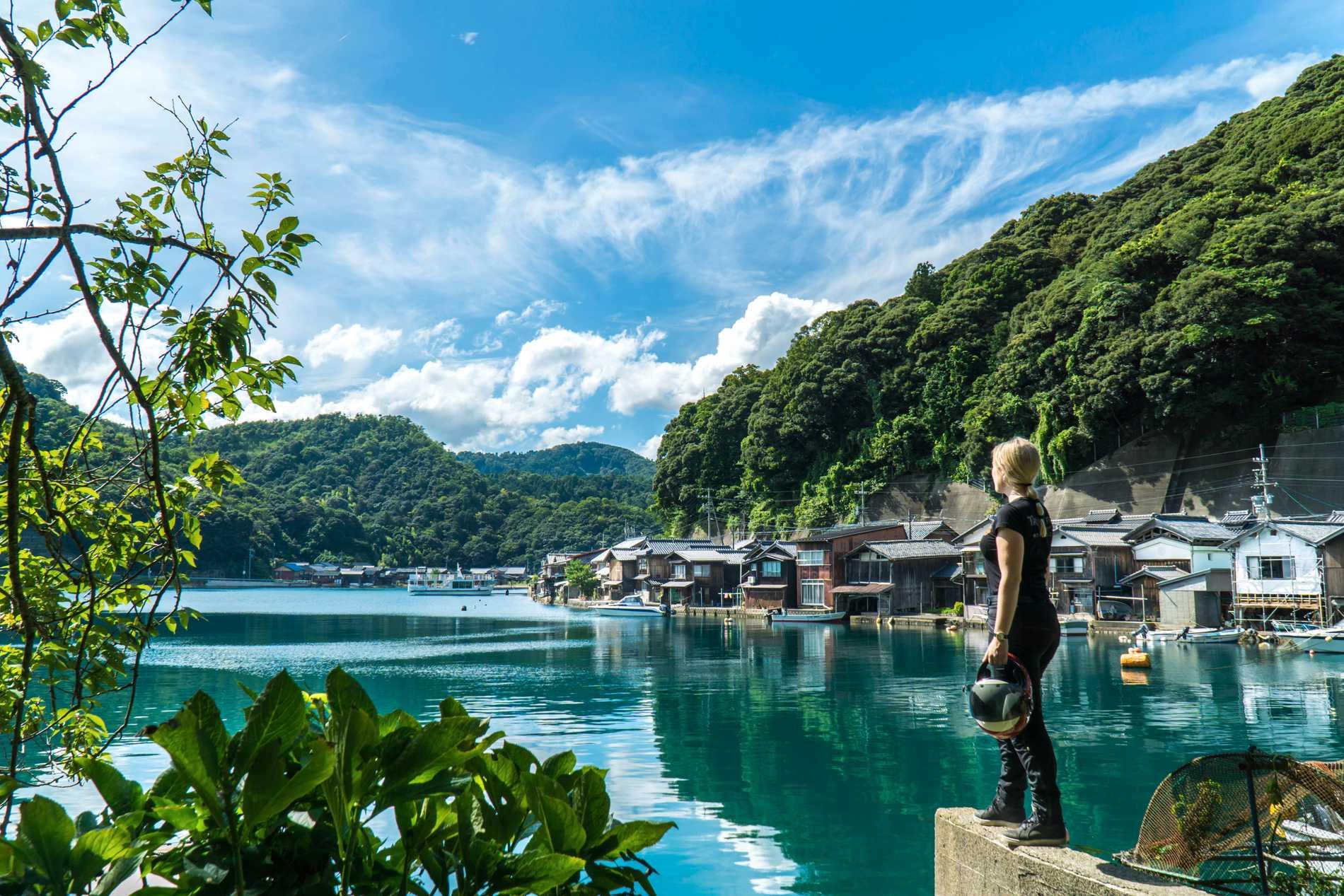 Japan är ett av Hannas favoritländer.