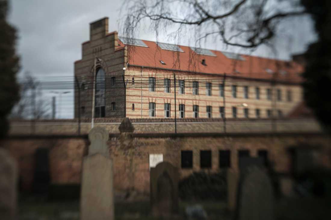 Västra fängelset i Köpenhamn.