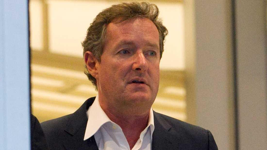 Tv-profilen Piers Morgan.