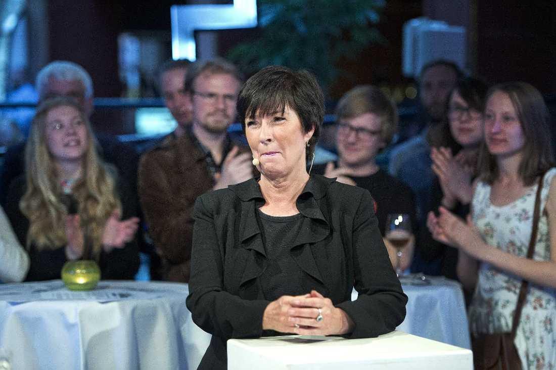 """""""Ett viktigt parti"""" I dag besöker den förre S-ledaren Mona Sahlin MP:s valfestival för att tala om rasism. """"De är och förblir ett viktigt parti i kampen mot rasismen. Jag är stolt över att få komma dit"""", säger hon."""