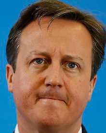 David Cameron. Foto: TT
